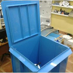Комплект оборудования для бассейна до 50 м.куб. в пластиковой емкости, без подогрева